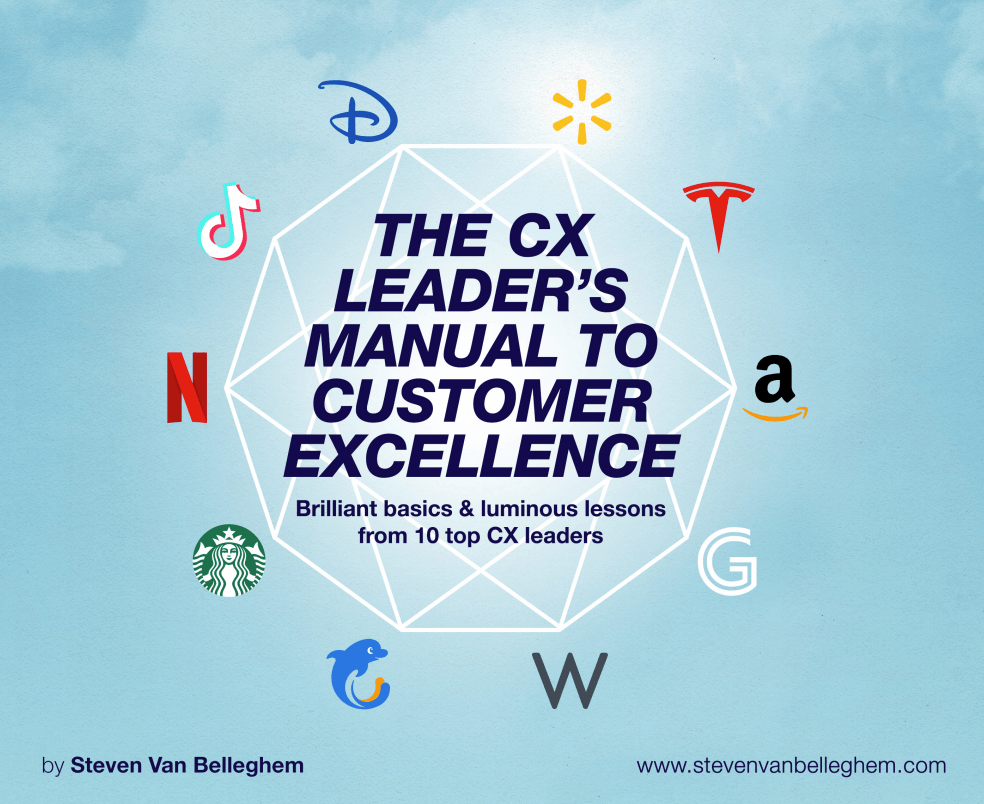 free ebook: the cx leader's manual